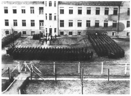 archives Auschwitz garnison SS