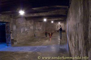 Sonderkommando auschwitz i for Auschwitz chambre a gaz