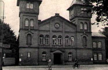 Tribunal militaire britannique procès Belsen Auschwitz Lüneburg 1945