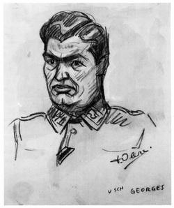 SS Johannes Gorges Auschwitz Birkenau Sonderkommando